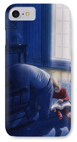 Early Will I Seek Thee Phone Case by Cliff Hawley
