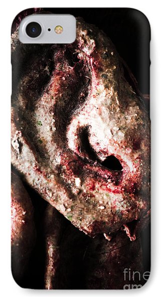 Ears And Meat Hooks  IPhone Case by Jorgo Photography - Wall Art Gallery
