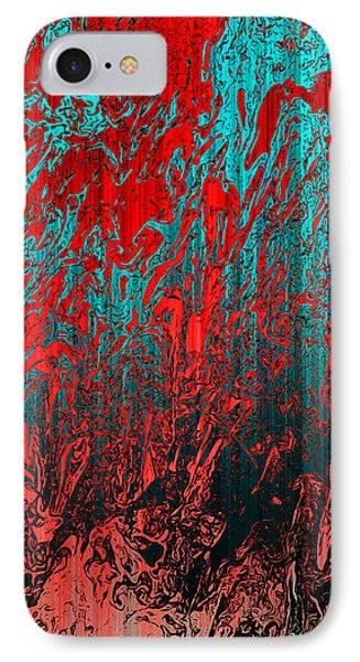Earth Crime Pandemic IPhone Case