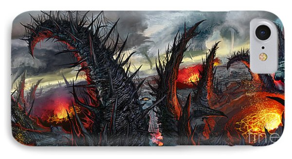 Earth Gives Back IPhone Case by Tony Koehl
