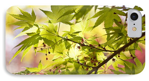 Earth Walk Phone Case by Susan Cole Kelly