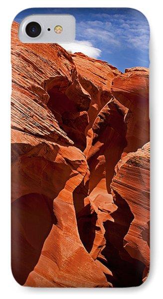 Earth's Erosion  IPhone Case by Farol Tomson
