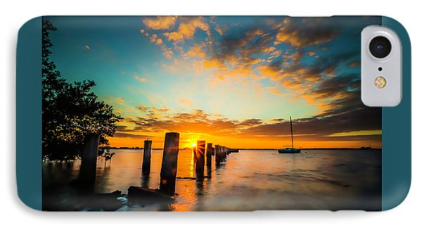 East Breeze IPhone Case by Marvin Spates