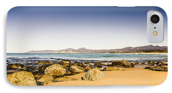 East-coast Tasmanian Landscape IPhone Case by Jorgo Photography - Wall Art Gallery