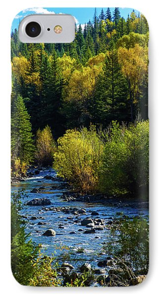 East Fork Autumn IPhone Case by Jason Coward