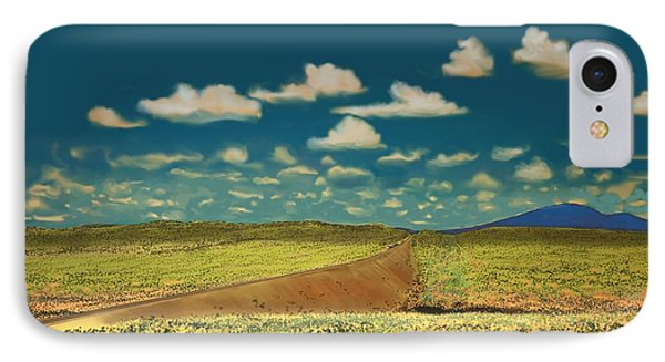 East Of Flagstaff Arizona IPhone Case by Kerry Beverly