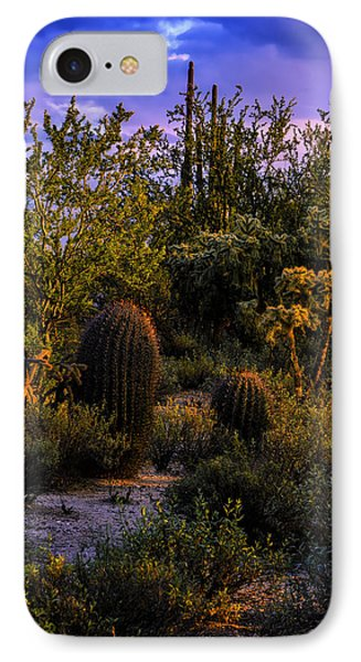 East Of Sunset V40 IPhone 7 Case by Mark Myhaver