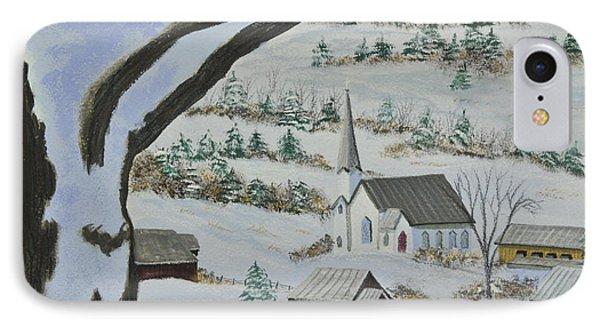 East Orange Vermont IPhone Case by Charlotte Blanchard