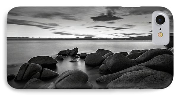 East Shore Serenity - Lake Tahoe IPhone Case by Brad Scott