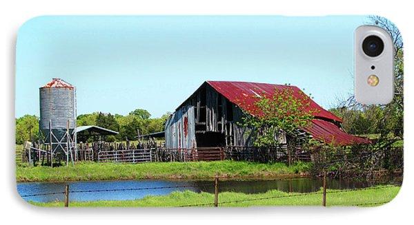 East Texas Barn IPhone Case
