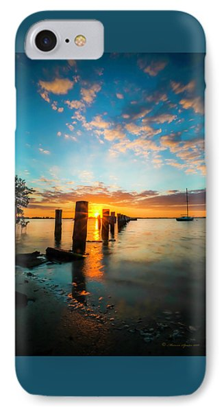East Wind IPhone Case by Marvin Spates