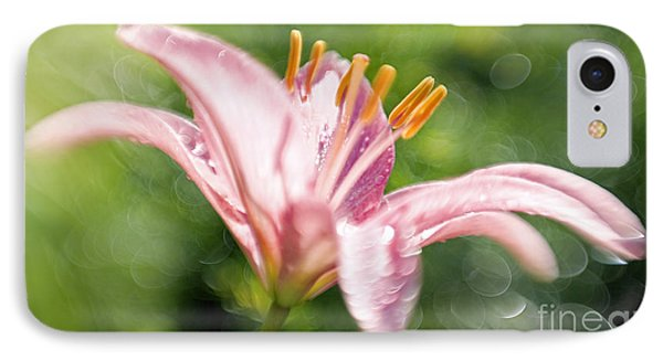 Easter Lily 1 Phone Case by Tony Cordoza