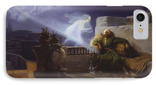 Eastern Dream Phone Case by Jean Jules Antoine Lecomte du Nouy