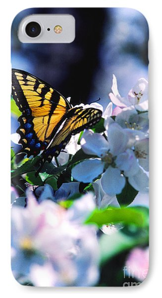 Eastern Tiger Swallowtail Phone Case by Thomas R Fletcher
