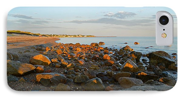 Ebb Tide On Cape Cod Bay IPhone Case