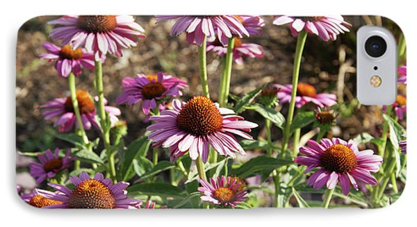 Echinacea Phone Case by Cynthia Powell
