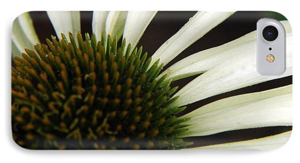 Echinacea Phone Case by Priscilla Richardson
