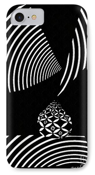 Echo In Time Phone Case by Sarah Loft