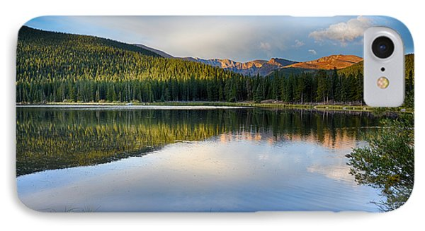 Echo Lake 1 IPhone Case by Angelina Vick