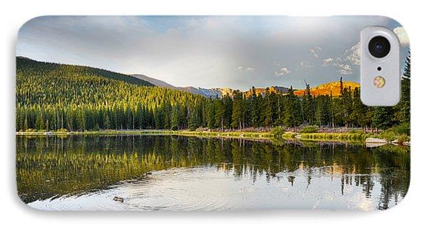Echo Lake 3 IPhone Case by Angelina Vick