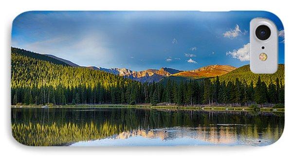 Echo Lake 4 IPhone Case by Angelina Vick