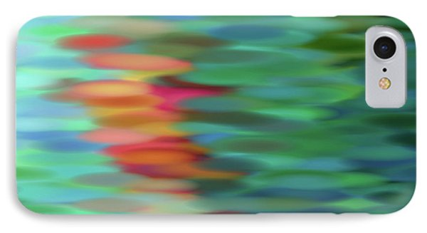 IPhone Case featuring the mixed media Echo by Tom Druin