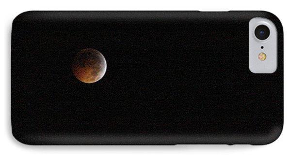 Eclipse IPhone Case by Priscilla Richardson