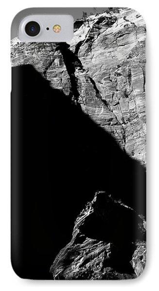 Eclipse Phone Case by Skip Hunt