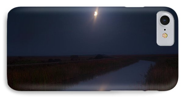 Eclipsed IPhone Case by Mark Andrew Thomas