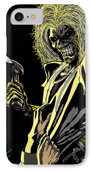 Eddie Phone Case by Robert Massetti