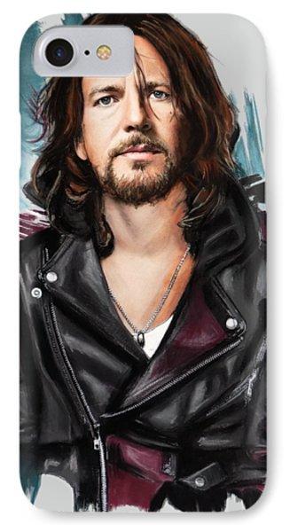 Eddie Vedder IPhone 7 Case