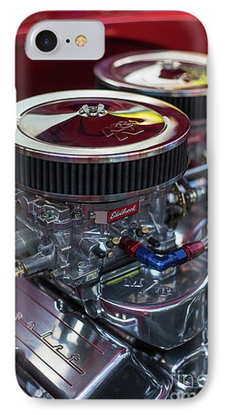 Edelbrock And Chevy IPhone Case