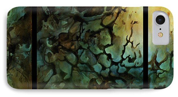 Edens Gate Phone Case by Michael Lang