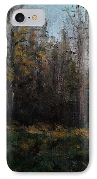 Edge Of The Woods #1 Phone Case by Brian Kardell