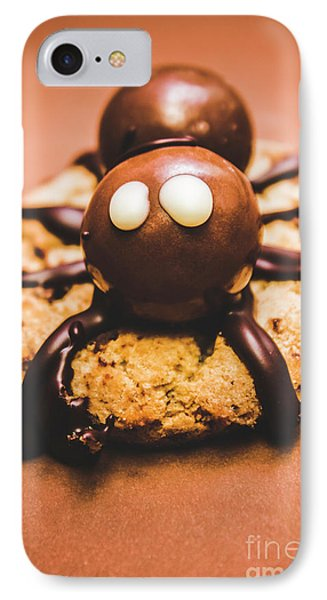 Eerie Monsters. Halloween Baking Treat IPhone Case