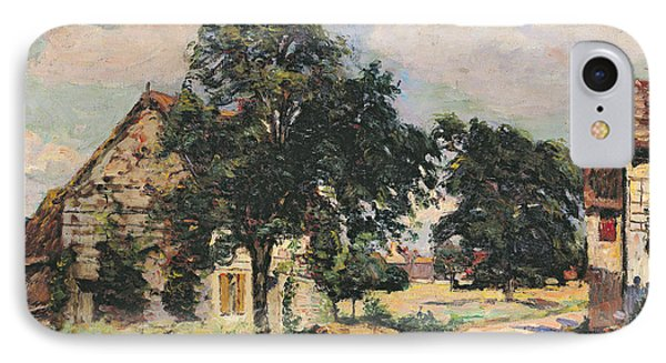 Effect Of The Sun Phone Case by Jean Baptiste Armand Guillaumin