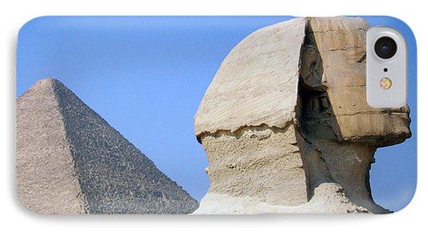 Egypt - Pyramids Abu Alhaul Phone Case by Munir Alawi