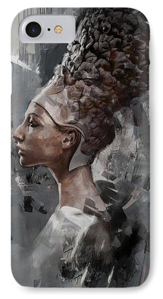 Egyptian Culture 14b IPhone Case by Maryam Mughal