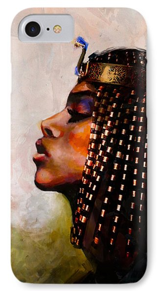 Egyptian Culture 39b IPhone Case by Maryam Mughal