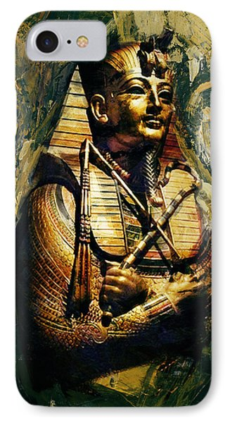 Egyptian Culture 3b IPhone Case
