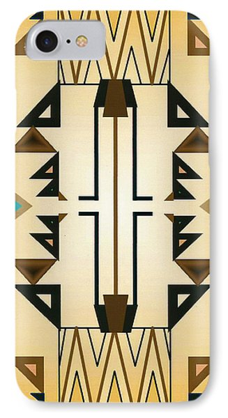 Egyptian Moderne Phone Case by Tara Hutton