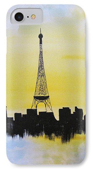 Eiffel Of Paris IPhone Case