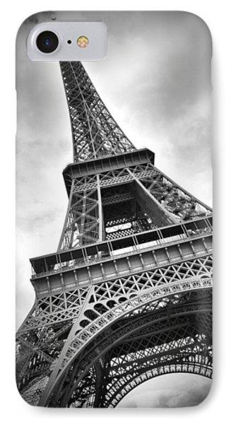 Eiffel Tower Dynamic IPhone 7 Case by Melanie Viola