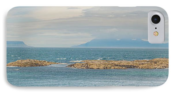 Eigg And Rum IPhone Case by Ray Devlin