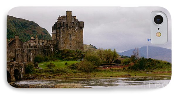 Eilean Donan IPhone Case by Louise Fahy