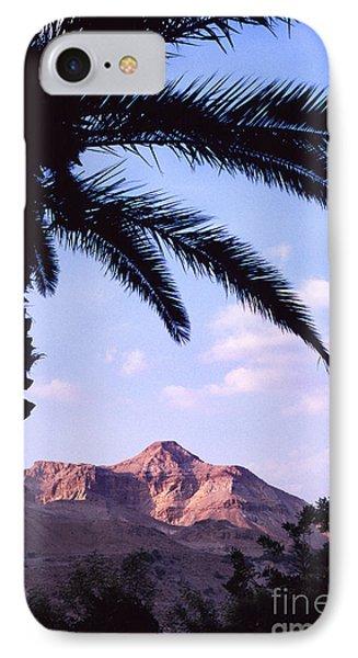 Ein Gedi Oasis Phone Case by Thomas R Fletcher