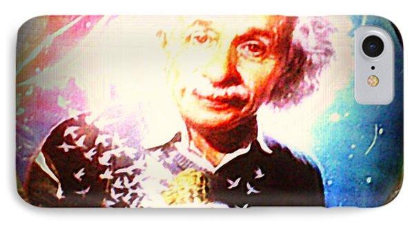 Einstein On Pot IPhone Case