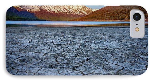 Eklutna Lake IPhone Case by Rick Berk
