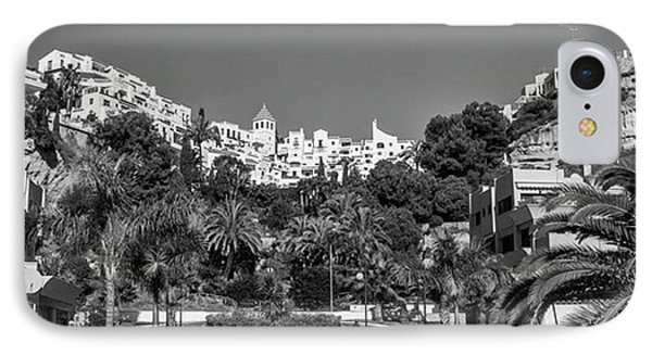 El Capistrano, Nerja Phone Case by John Edwards