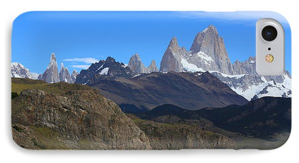 El Chalten IPhone Case by Andrei Fried